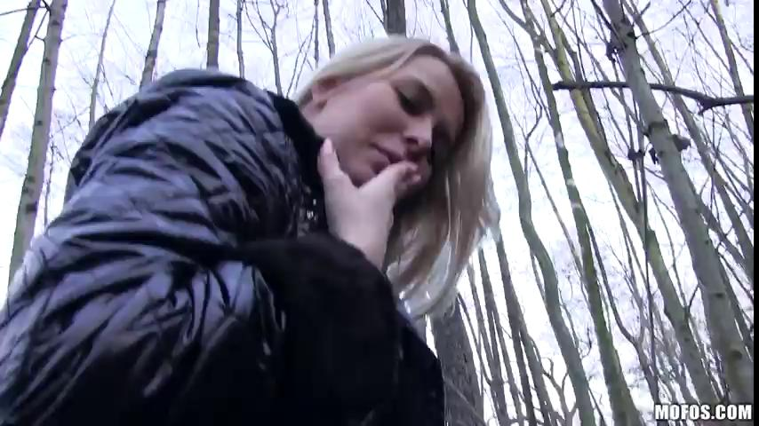 Czech Public Pickups Nikky Dream